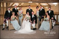 red-nose-day-wedding-kingscote-barn-matt-davis-photography