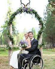 Wheelchair groom